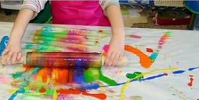 Art in Our Preschool Curriculum